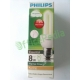 Lampu Philips Essential 08W Warm White E27 220-240